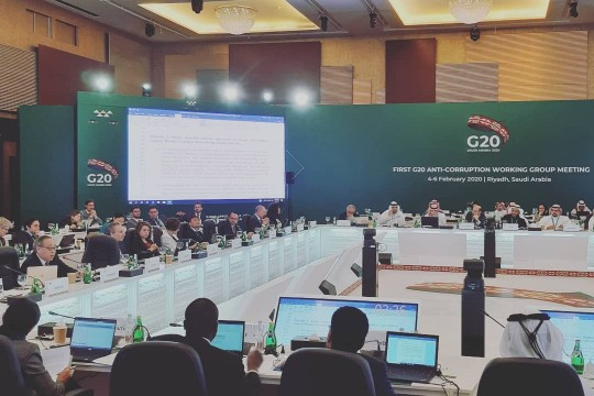 G20 Anti Corruption Working Group (ACWG) Ke-1