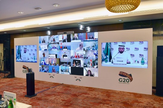 G20 Health Ministerial Meeting
