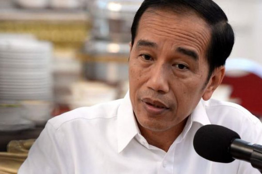 Speaking of Economic Growth, Jokowi: In the G20 Country We Are Second