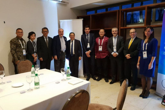 2nd G20 SHERPA MEETING, ARGENTINE PRESIDENCY 2-4 MAY 2018, USHUAIA