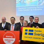 Indonesia Showcases Making Indonesia 4.0 at the Hannover Messe 2020